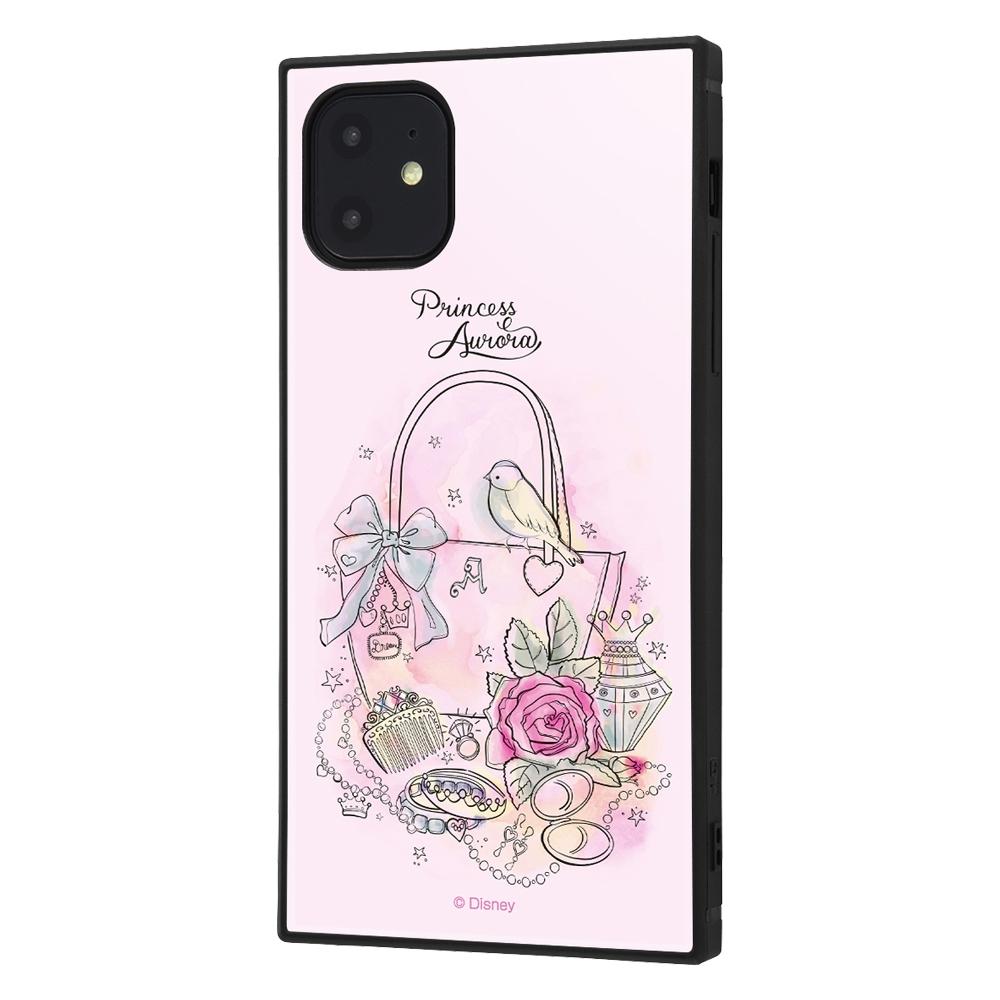 iPhone 11 /『ディズニーキャラクター OTONA』/耐衝撃ハイブリッドケース KAKU /『オーロラ/OTONA Princess』【受注生産】