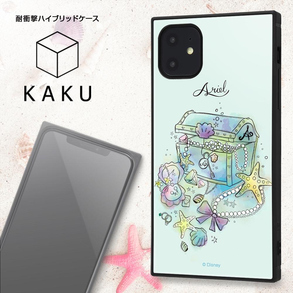iPhone 11 /『ディズニーキャラクター OTONA』/耐衝撃ハイブリッドケース KAKU /『ベル/OTONA Princess』【受注生産】