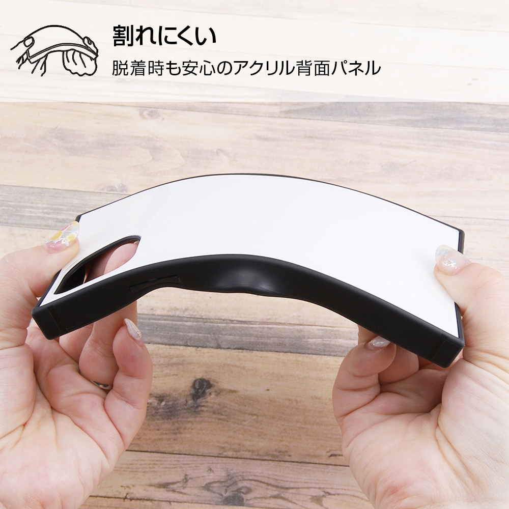 iPhone 11 /『マペッツ』/耐衝撃ハイブリッドケース KAKU /『カーミット/Care free』_3【受注生産】