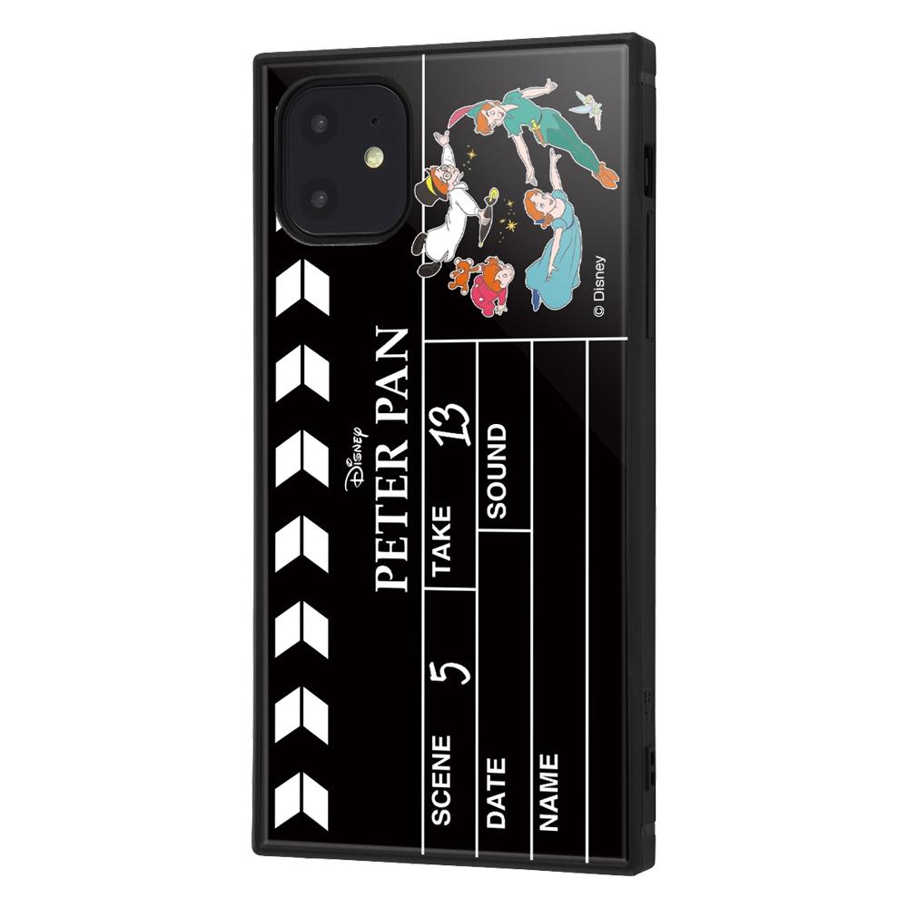iPhone 11 /『ディズニーキャラクター』/耐衝撃ハイブリッドケース KAKU /『ピーター・パン/Clapperboard』【受注生産】
