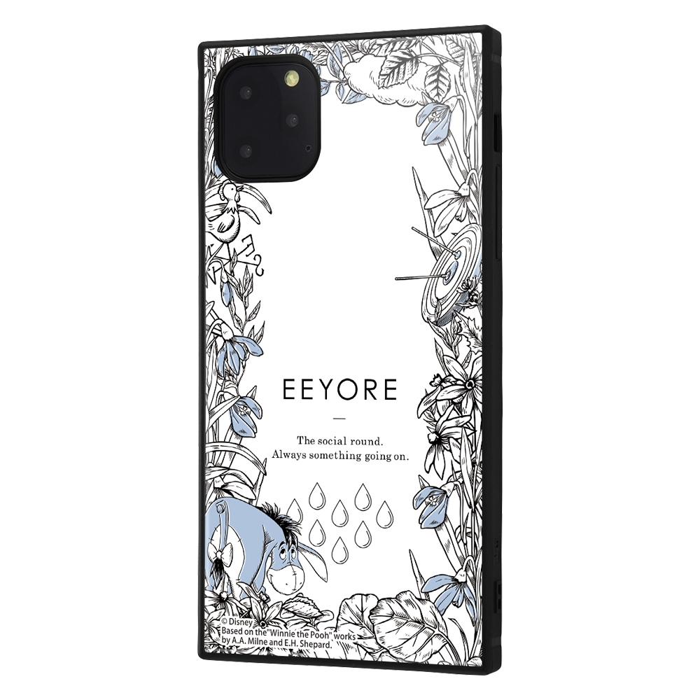 iPhone 11 Pro Max /『くまのプーさん』/耐衝撃ハイブリッドケース KAKU /『くまのプーさん/ボタニカル』_04【受注生産】