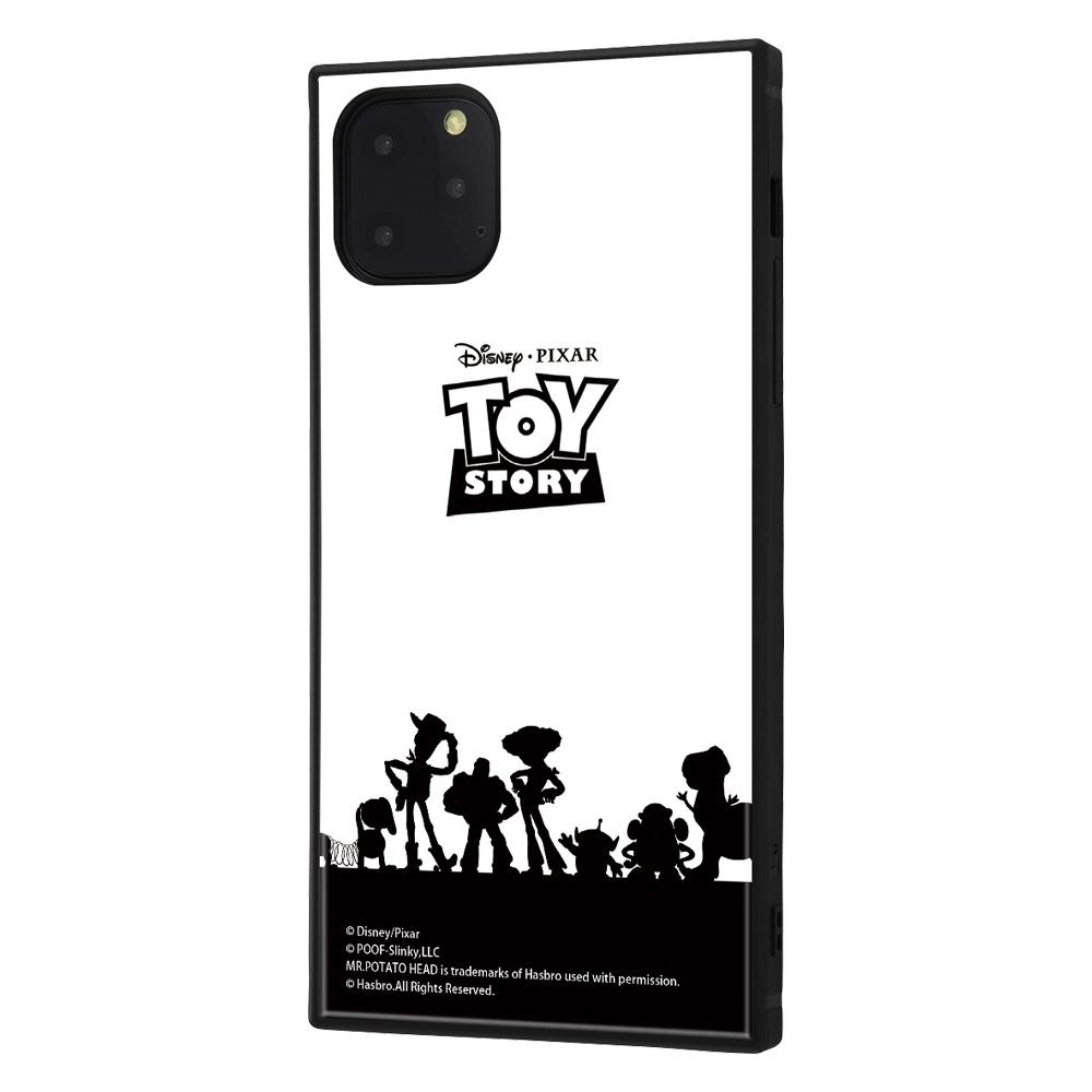 iPhone 11 Pro Max /『トイ・ストーリー』/耐衝撃ハイブリッドケース KAKU /『トイ・ストーリー/シルエット』【受注生産】