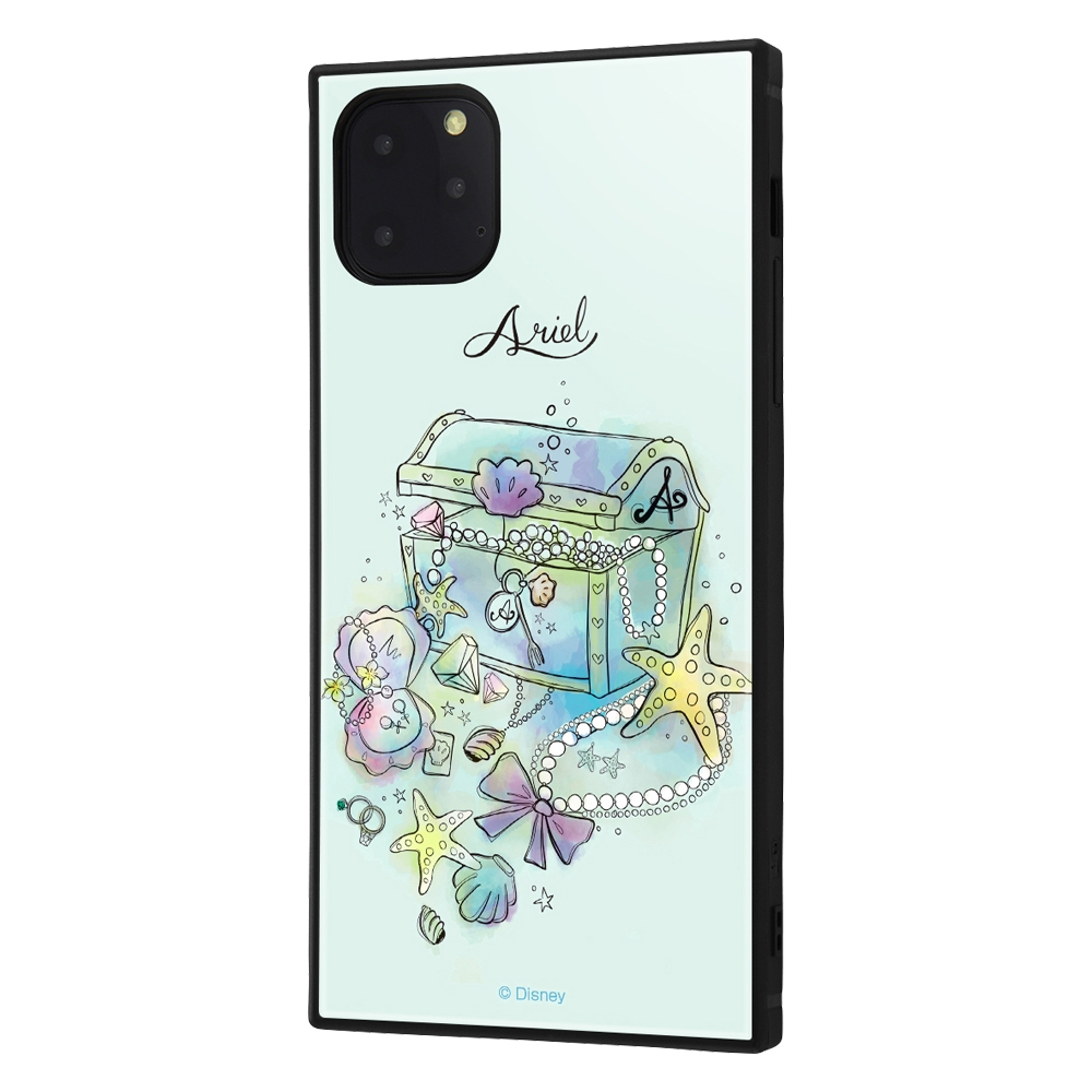 iPhone 11 Pro Max /『ディズニーキャラクター OTONA』/耐衝撃ハイブリッドケース KAKU /『アリエル/OTONA Princess』【受注生産】
