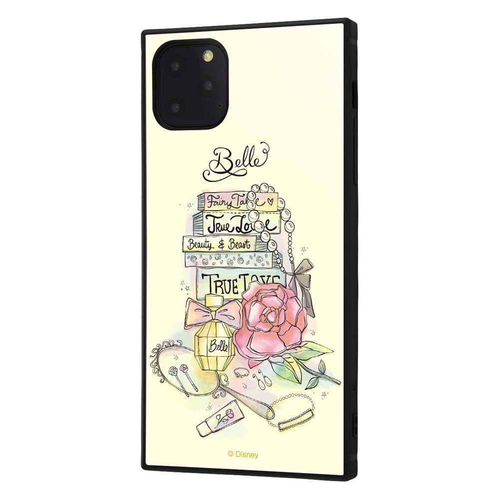 iPhone 11 Pro Max /『ディズニーキャラクター OTONA』/耐衝撃ハイブリッドケース KAKU /『ベル/OTONA Princess』【受注生産】