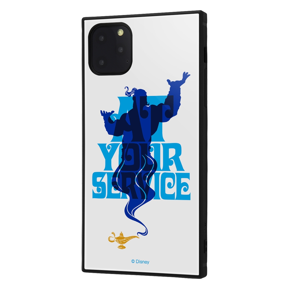 iPhone 11 Pro Max /『アラジン』/耐衝撃ハイブリッドケース KAKU /『アラジン/世界最強の魔人』【受注生産】