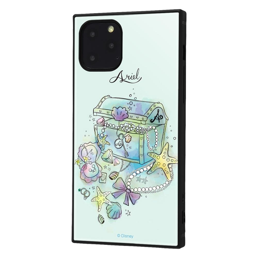 iPhone 11 Pro /『ディズニーキャラクター OTONA』/耐衝撃ハイブリッドケース KAKU /『アリエル/OTONA Princess』【受注生産】