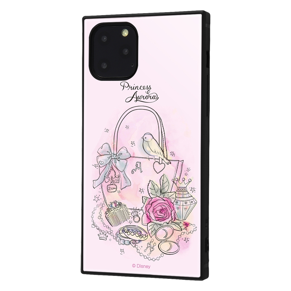 iPhone 11 Pro /『ディズニーキャラクター OTONA』/耐衝撃ハイブリッドケース KAKU /『オーロラ/OTONA Princess』【受注生産】
