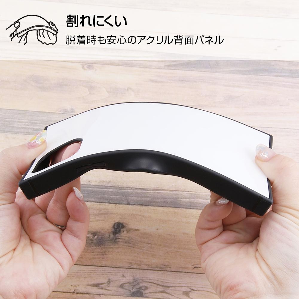 iPhone 11 /ディズニーキャラクター/耐衝撃ハイブリッドケース KAKU/『アリエル/S collection』【受注生産】