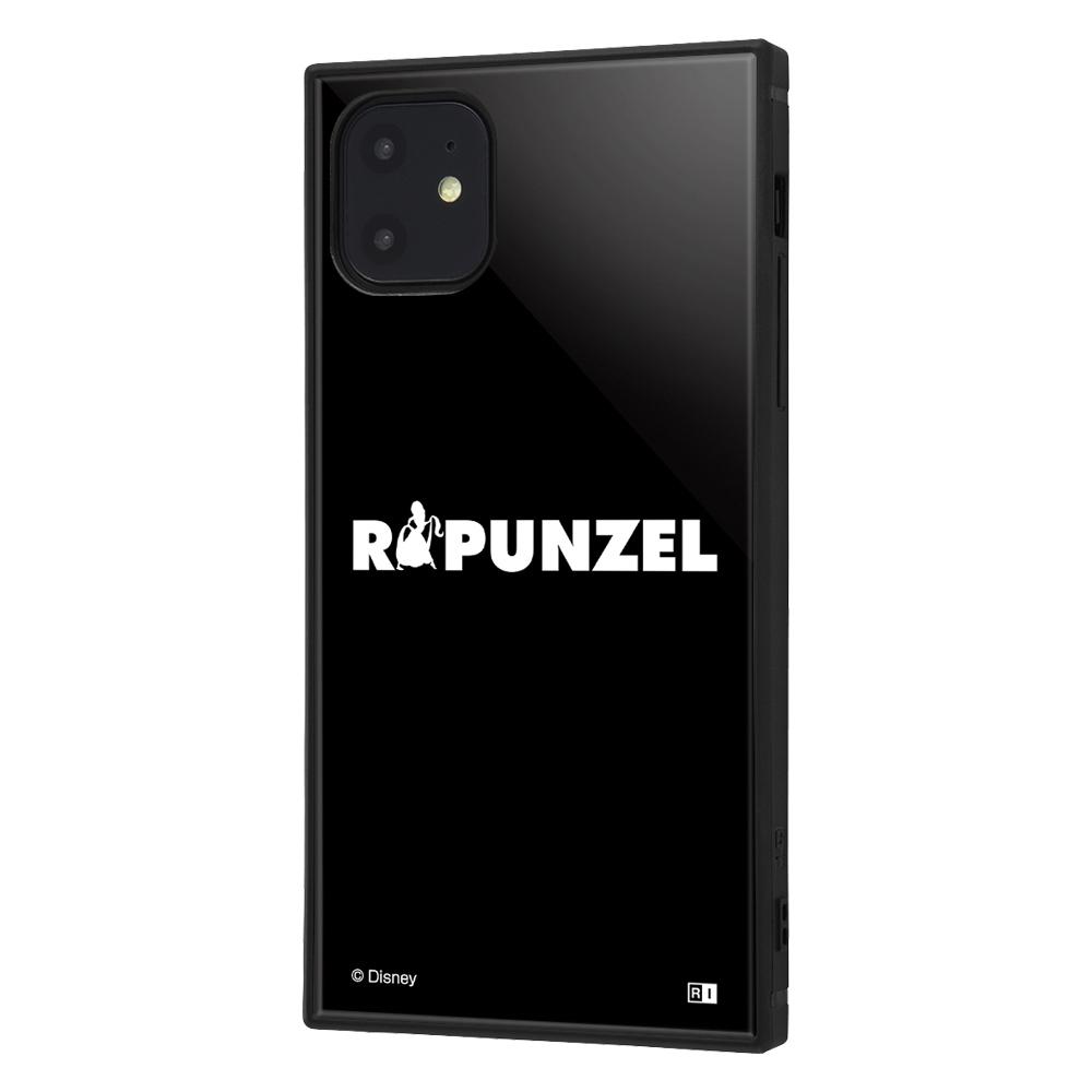 iPhone 11 /ディズニーキャラクター/耐衝撃ハイブリッドケース KAKU/『ラプンツェル/S collection』【受注生産】