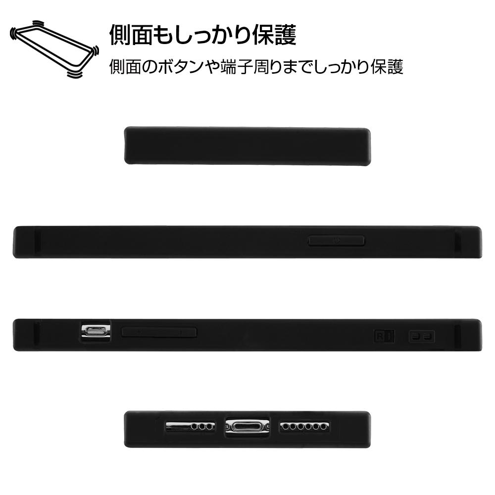 iPhone 11 Pro /ディズニーキャラクター/耐衝撃ハイブリッドケース KAKU/『アリエル/S collection』【受注生産】