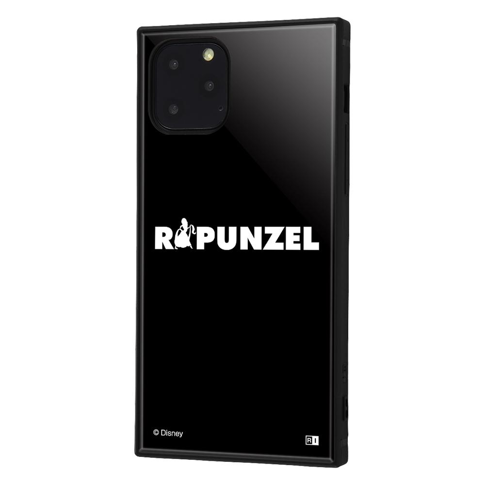 iPhone 11 Pro /ディズニーキャラクター/耐衝撃ハイブリッドケース KAKU/『ラプンツェル/S collection』【受注生産】