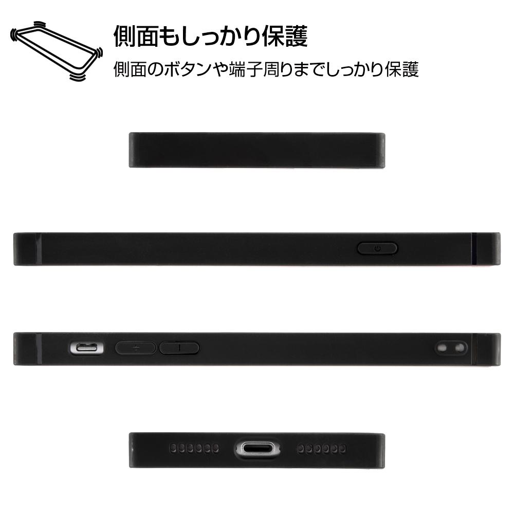 iPhone SE(第2世代)/8/ 7 /『ディズニーキャラクター』/耐衝撃ケース KAKU トリプルハイブリッド/『マレフィセント/ネオンサイン』【受注生産】