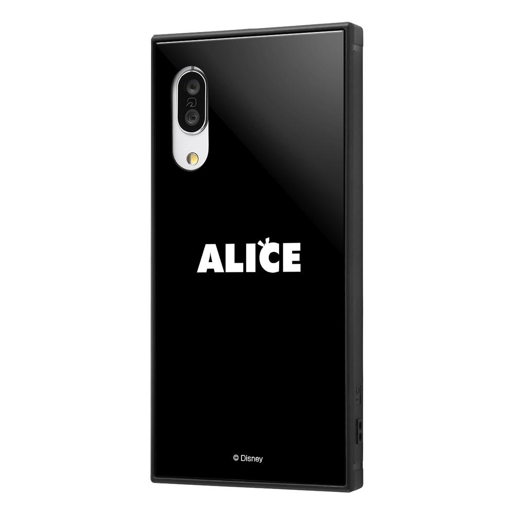 AQUOS sense3/AQUOS sense3 lite/Android One S7 /『ディズニーキャラクター』/耐衝撃ハイブリッドケース KAKU/『ふしぎの国のアリス/S collection』【受注商品】