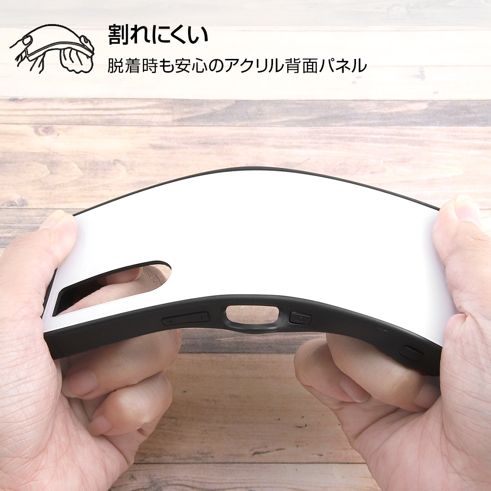Xperia 5 /『ディズニーキャラクター』/耐衝撃ハイブリッドケース KAKU/『ダンボ/Famous scene』【受注生産】