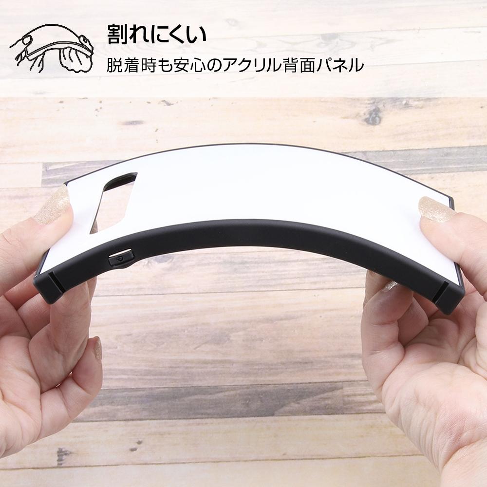 Galaxy S10 /『アナと雪の女王』/耐衝撃ケース KAKU トリプルハイブリッド【受注生産】