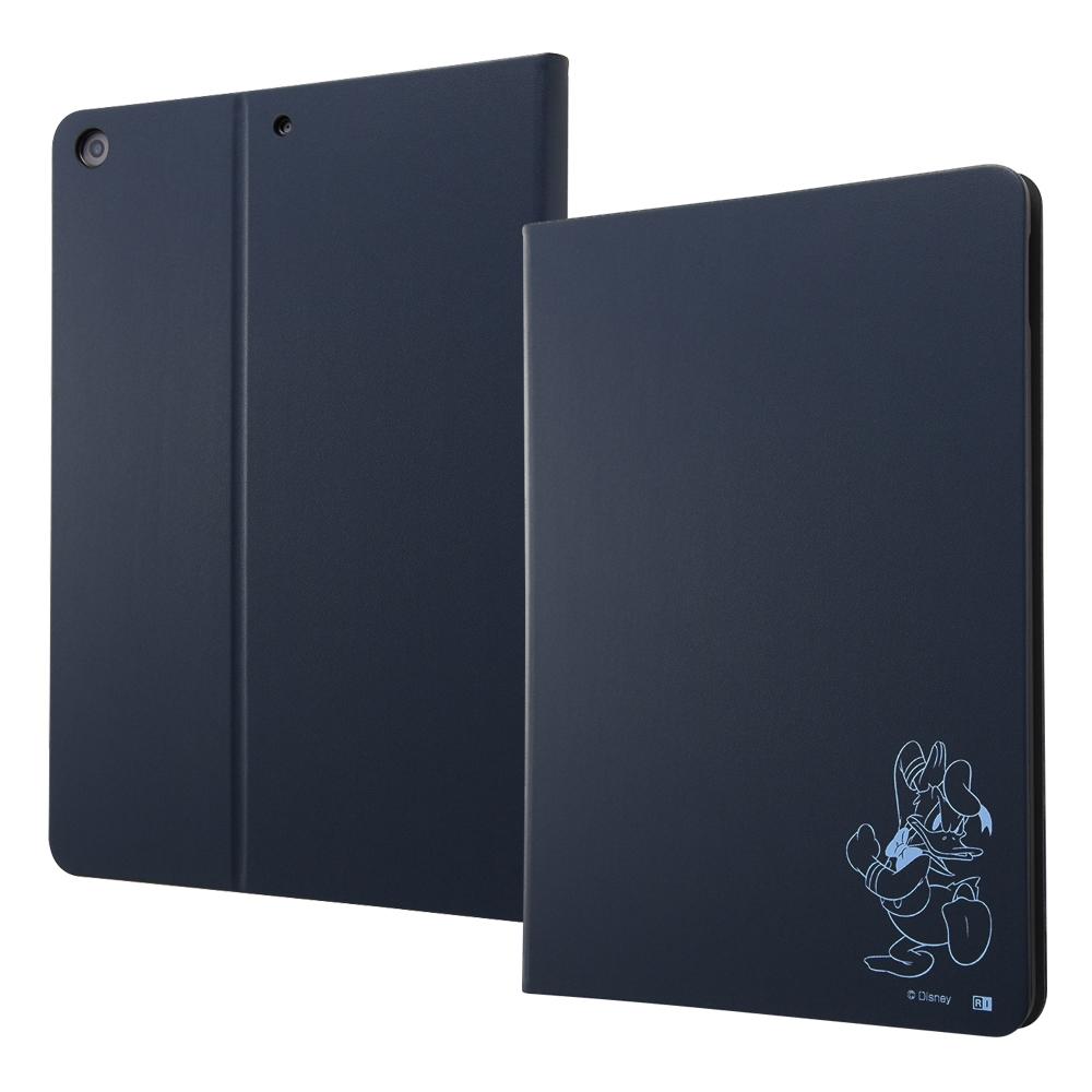iPad 2019年モデル 10.2inch 第7世代 /『ディズニーキャラクター』/レザーケース/『ドナルドダック』_4【受注生産】