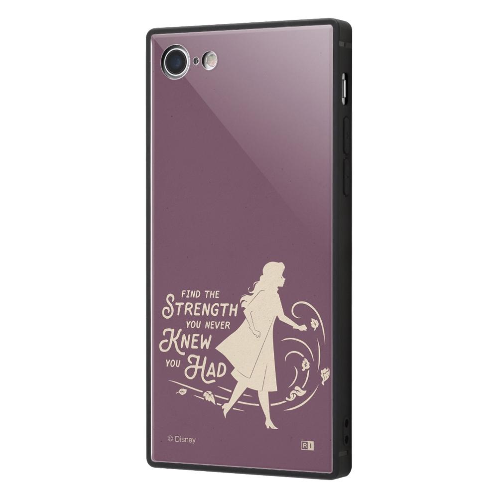 iPhone SE(第2世代)/8/ 7  /『アナと雪の女王2』/耐衝撃ケース KAKU トリプルハイブリッド/『アナと雪の女王22/アナ』_02【受注生産】