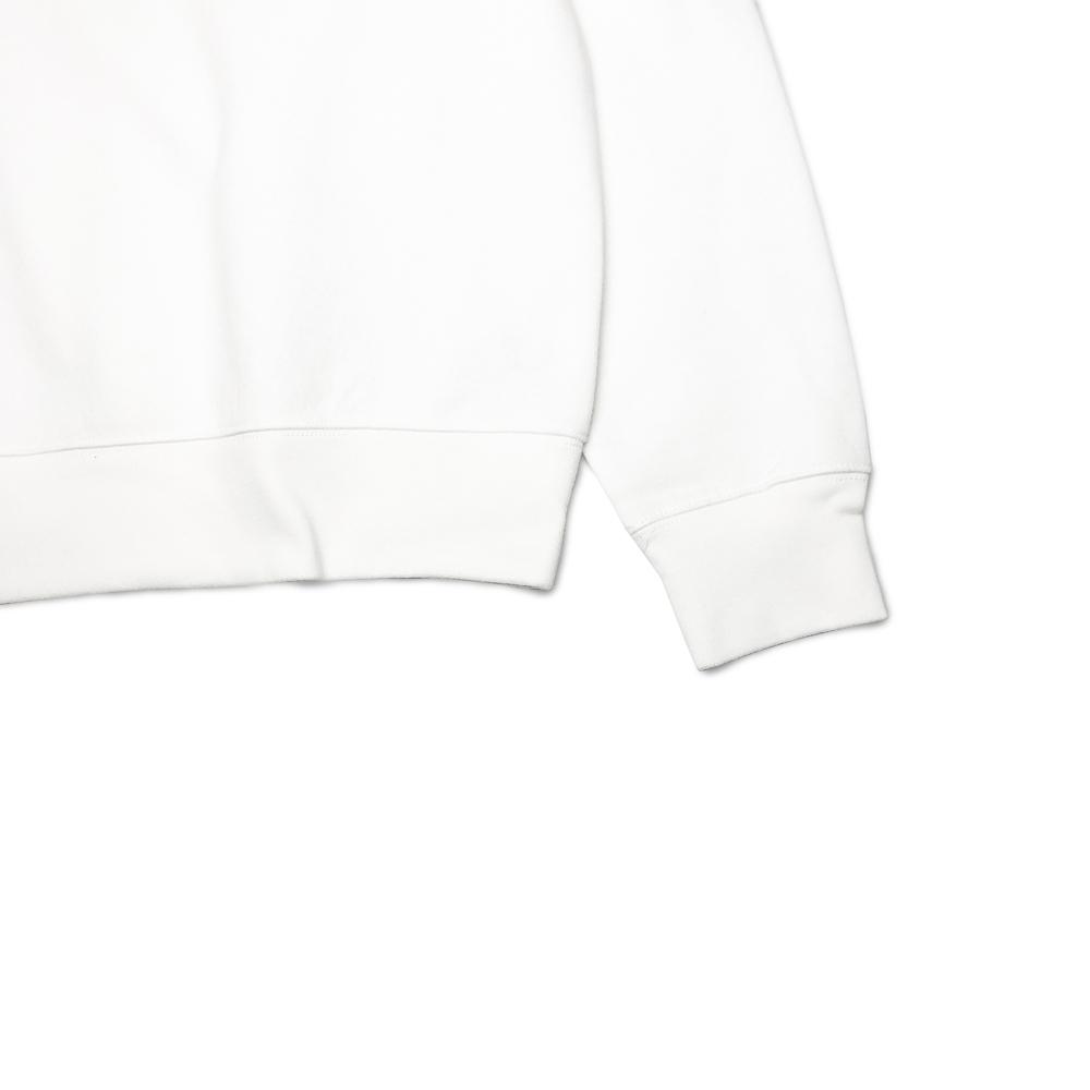 【キャラチョイ】パイレーツ・オブ・カリビアン JACK SPARROW スウェット(ホワイトL)18PIR-05