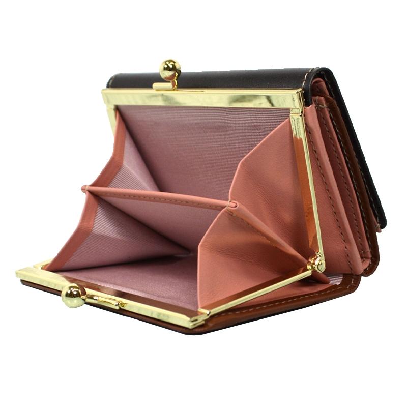 ディズニープリンセス 財布・ウォレット 三つ折り ミニ ステンドグラスコレクション Fantastic Leather Collection