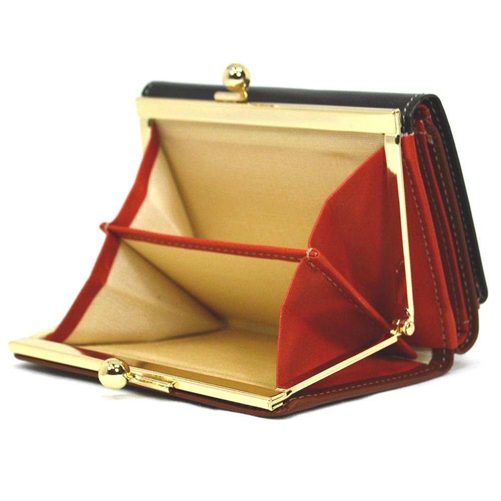 【送料無料】アリエル&フランダー 財布・ウォレット 三つ折り ミニ ステンドグラスコレクション Fantastic Leather Collection