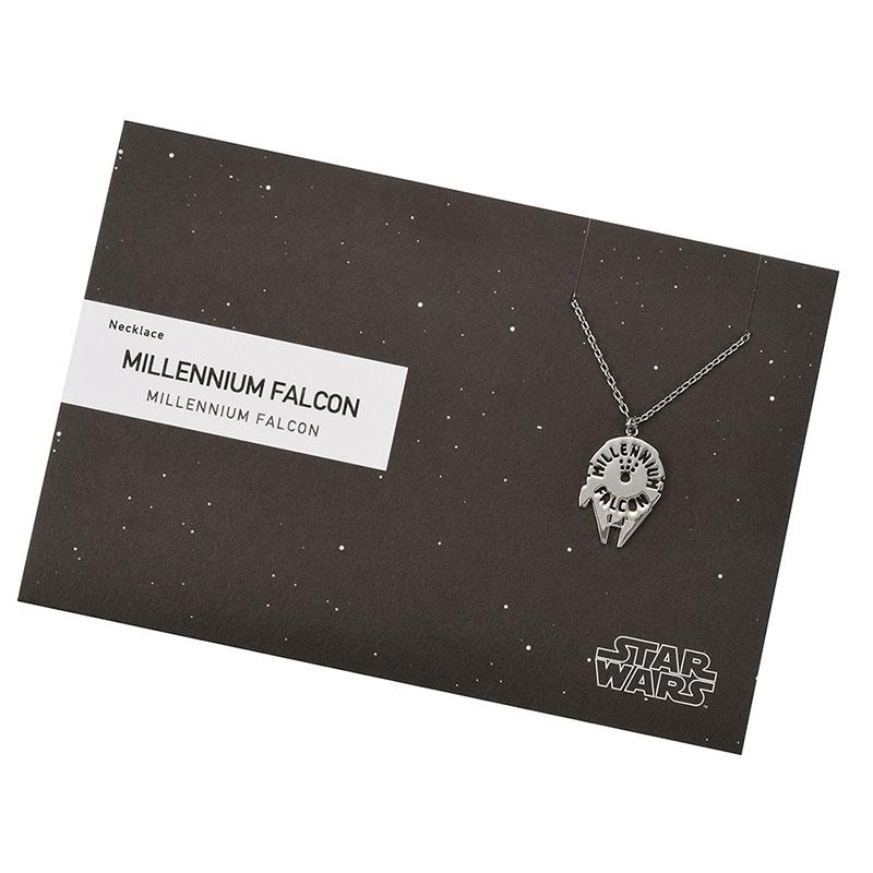 【5108】スター・ウォーズ ミレニアム・ファルコン ネックレス MILLENIUM FALCON