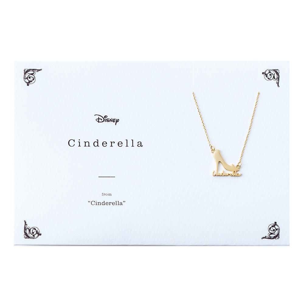 【5108】シンデレラ ネックレス ガラスの靴 Cinderella