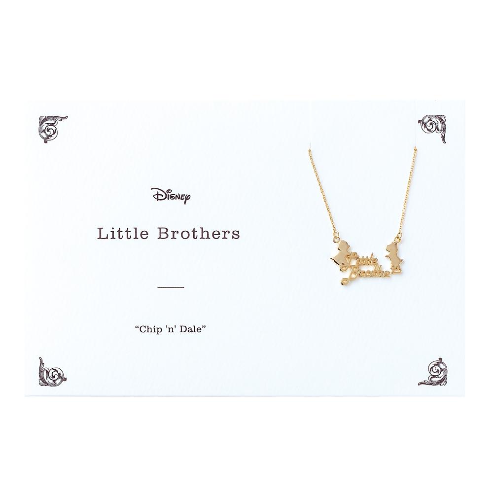 【5108】チップ&デール ネックレス Little Brothers