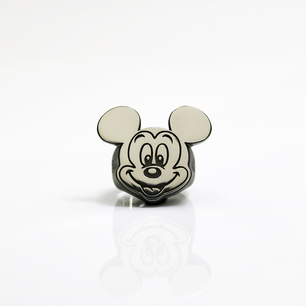 MICKEY MOUSE STAMP FACE RING21号【受注商品】