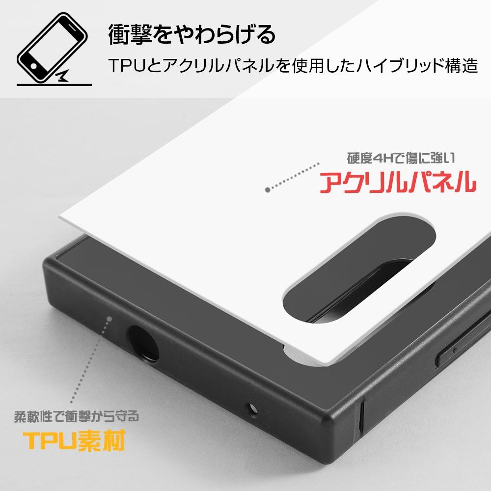 Galaxy A41 /『ディズニーキャラクター』/耐衝撃ハイブリッドケース KAKU/『チップ&デール/I AM』【受注生産】