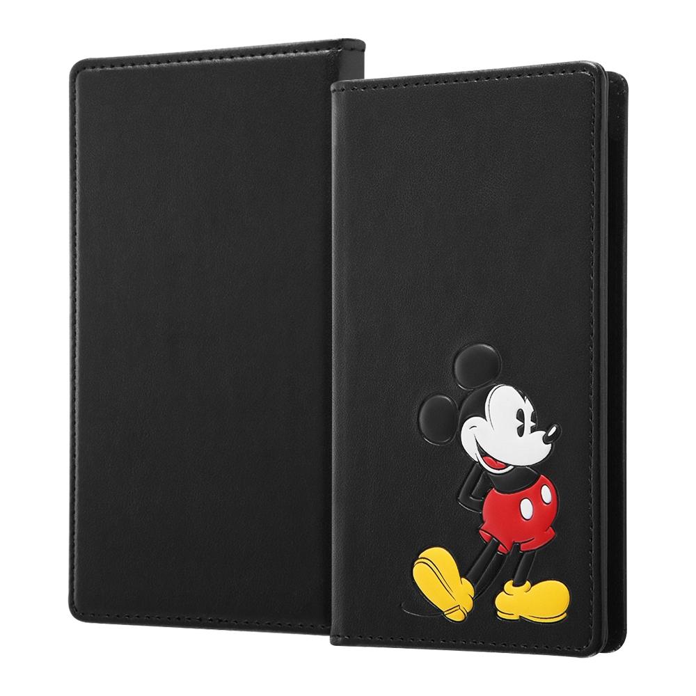 『ディズニーキャラクター』/汎用手帳型ケース FLEX Sサイズ ポップアップ/『ミッキーマウス』