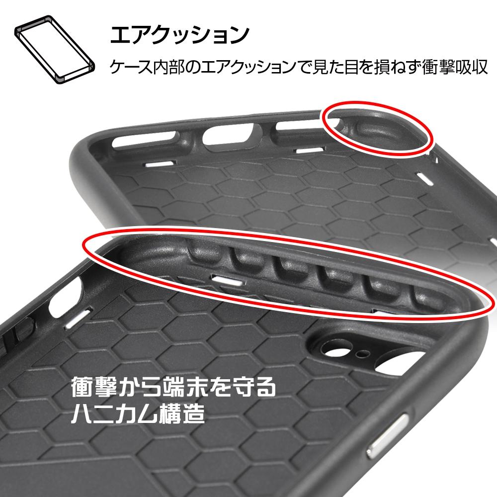 iPhone SE(第2世代)/8/7 『ディズニーキャラクター』/耐衝撃ケース MiA/『ミニーマウス/フェイスアップ』