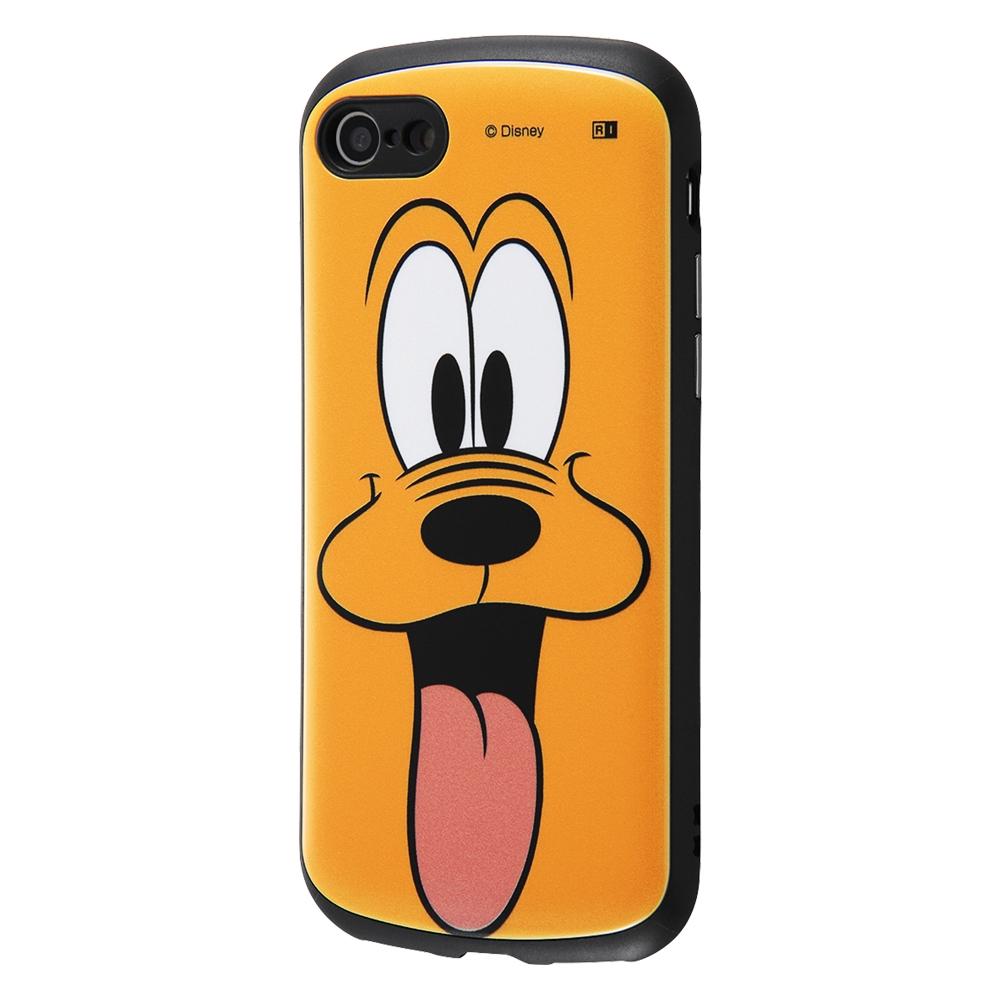 iPhone SE(第2世代)/8/7 『ディズニーキャラクター』/耐衝撃ケース MiA/『プルート/フェイスアップ』