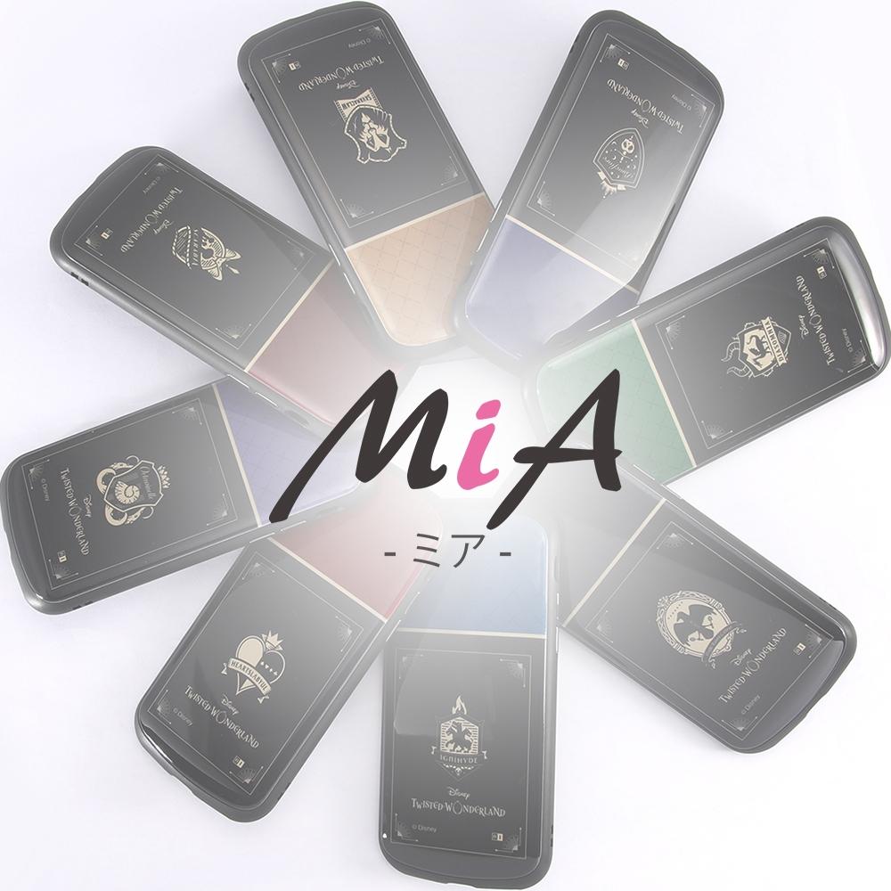 iPhone SE(第2世代)/8/7 『ディズニーキャラクター』/耐衝撃ケース MiA/『ツイステッドワンダーランド/ポムフィオーレ寮』