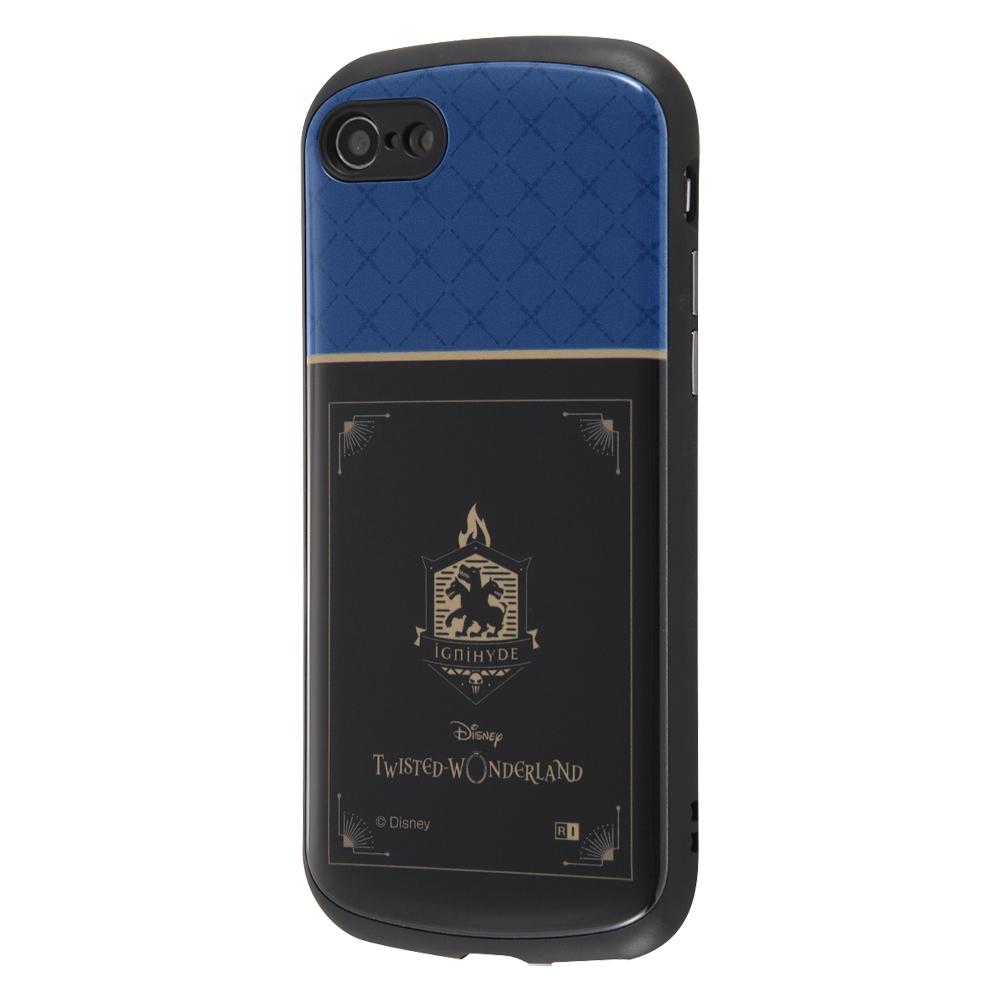 iPhone SE(第2世代)/8/7 『ディズニーキャラクター』/耐衝撃ケース MiA/『ツイステッドワンダーランド/イグニハイド寮』