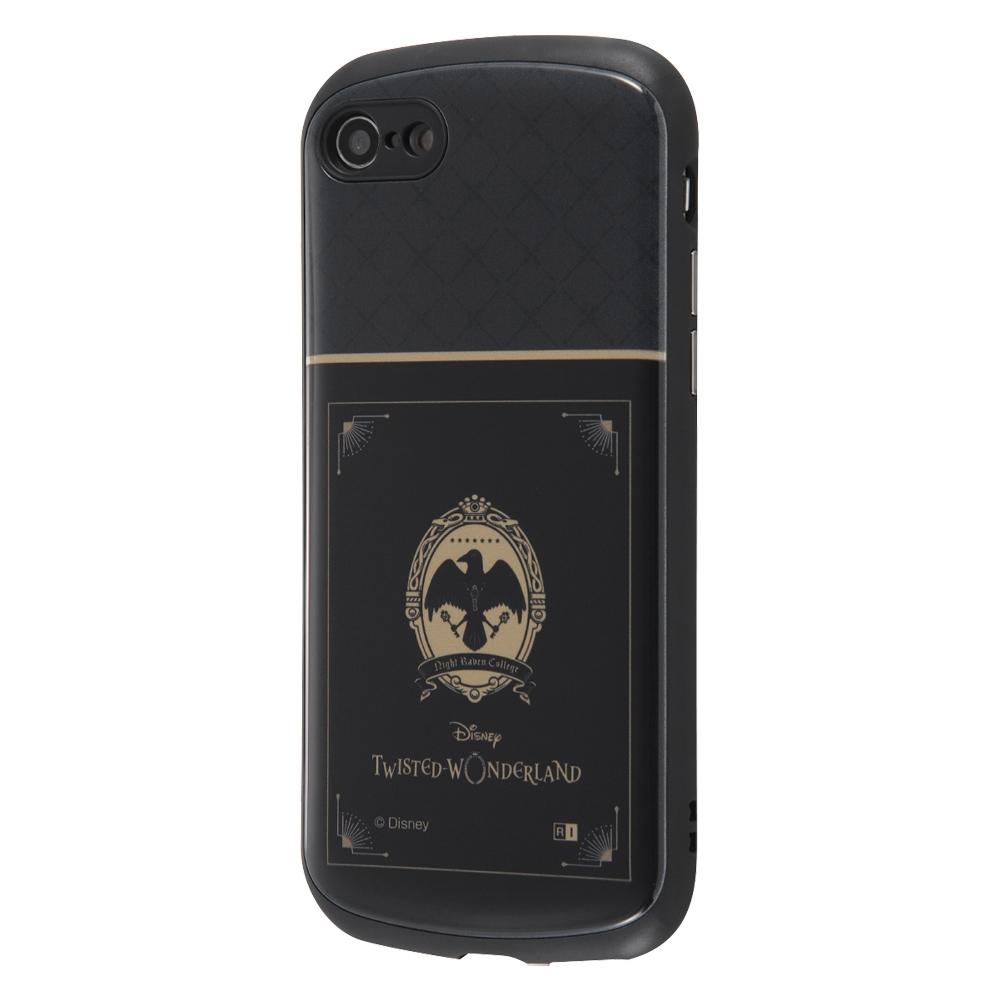 iPhone SE(第2世代)/8/7 『ディズニーキャラクター』/耐衝撃ケース MiA/『ツイステッドワンダーランド/ナイトレイブンカレッジ』