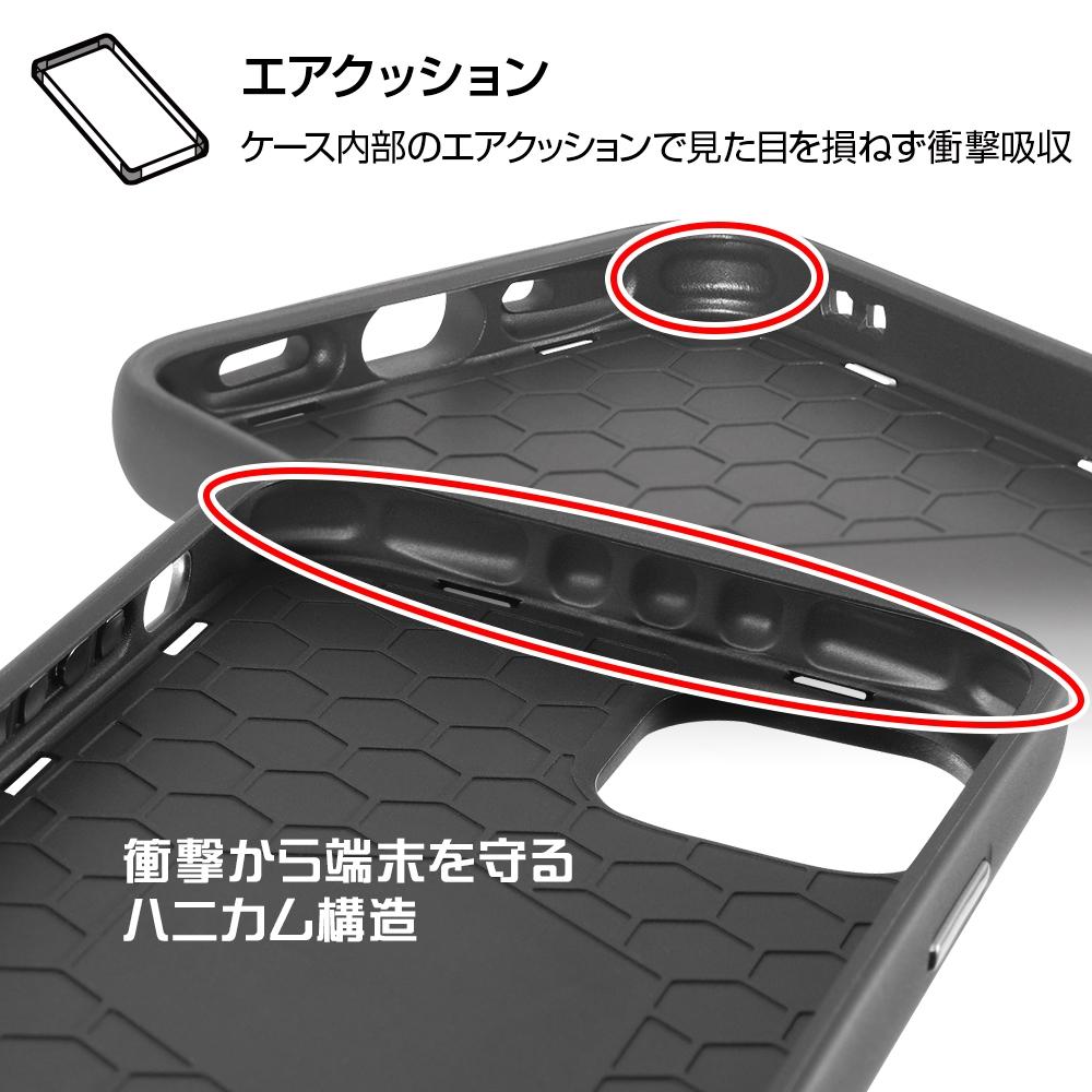 iPhone 12 mini 『ディズニー・ピクサーキャラクター』/耐衝撃ケース MiA/『サリー/フェイスアップ』