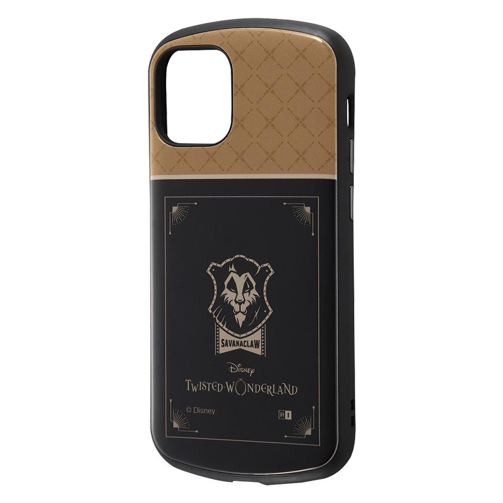 iPhone 12 mini 『ツイステッドワンダーランド』/耐衝撃ケース MiA/『ツイステッドワンダーランド/サバナクロー寮』