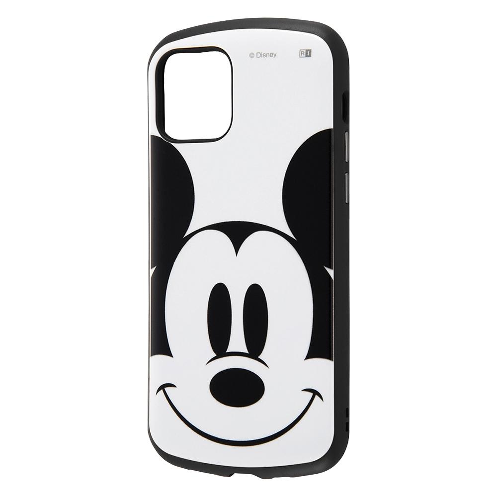 iPhone 12 / 12 Pro 『ディズニーキャラクター』/耐衝撃ケース MiA/『ミッキーマウス/フェイスアップ』