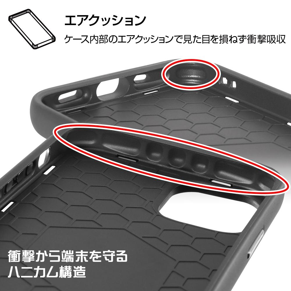 iPhone 12 / 12 Pro 『ディズニーキャラクター』/耐衝撃ケース MiA/『ミニーマウス/総柄』