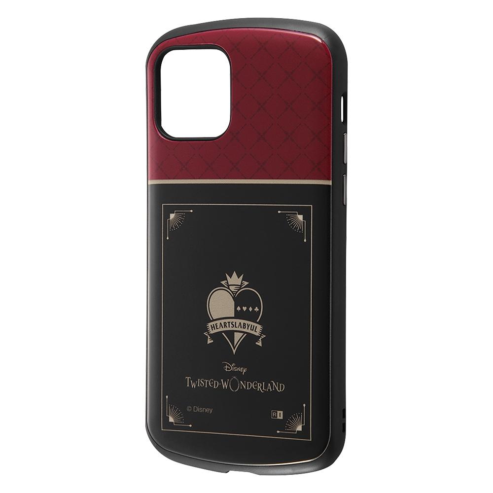 iPhone 12 / 12 Pro 『ツイステッドワンダーランド』/耐衝撃ケース MiA/『ツイステッドワンダーランド/ハーツラビュル寮』