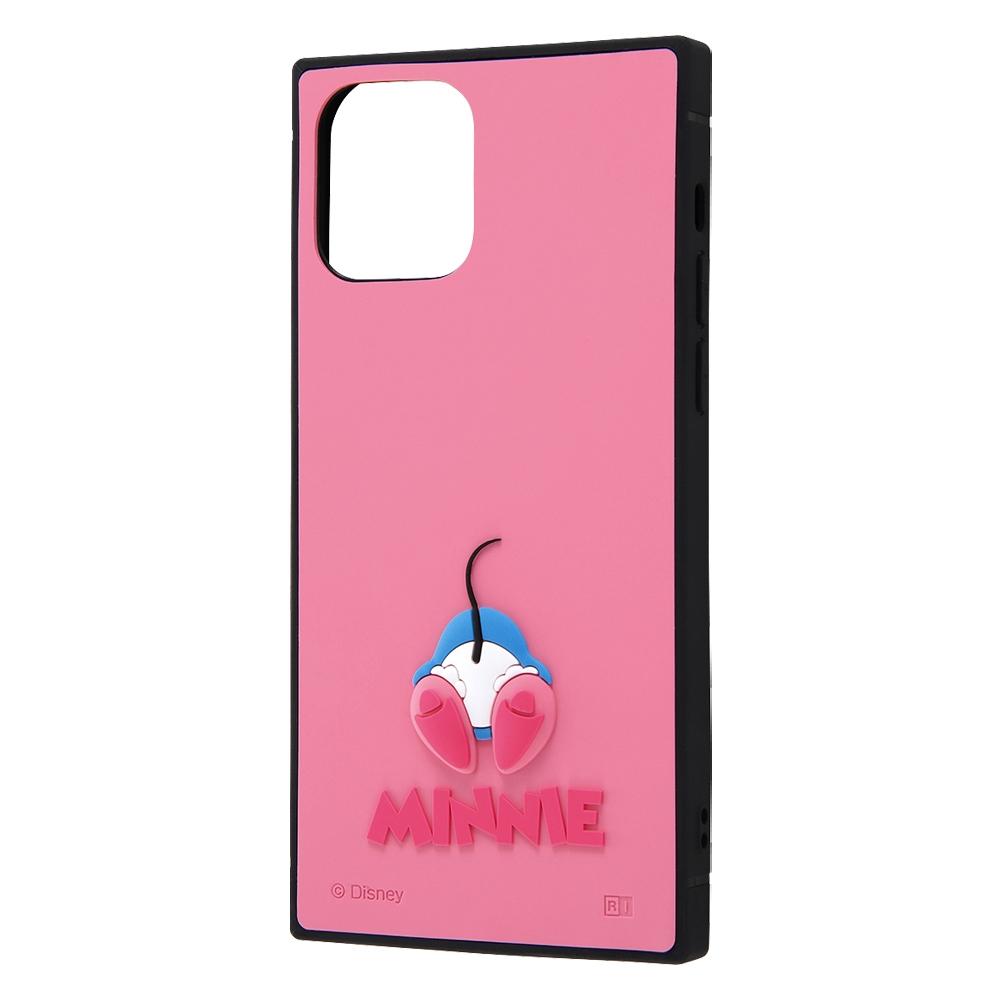 iPhone 12 / 12 Pro 『ディズニーキャラクター』/耐衝撃ハイブリッドケース シリコン KAKU/『ミニーマウス』