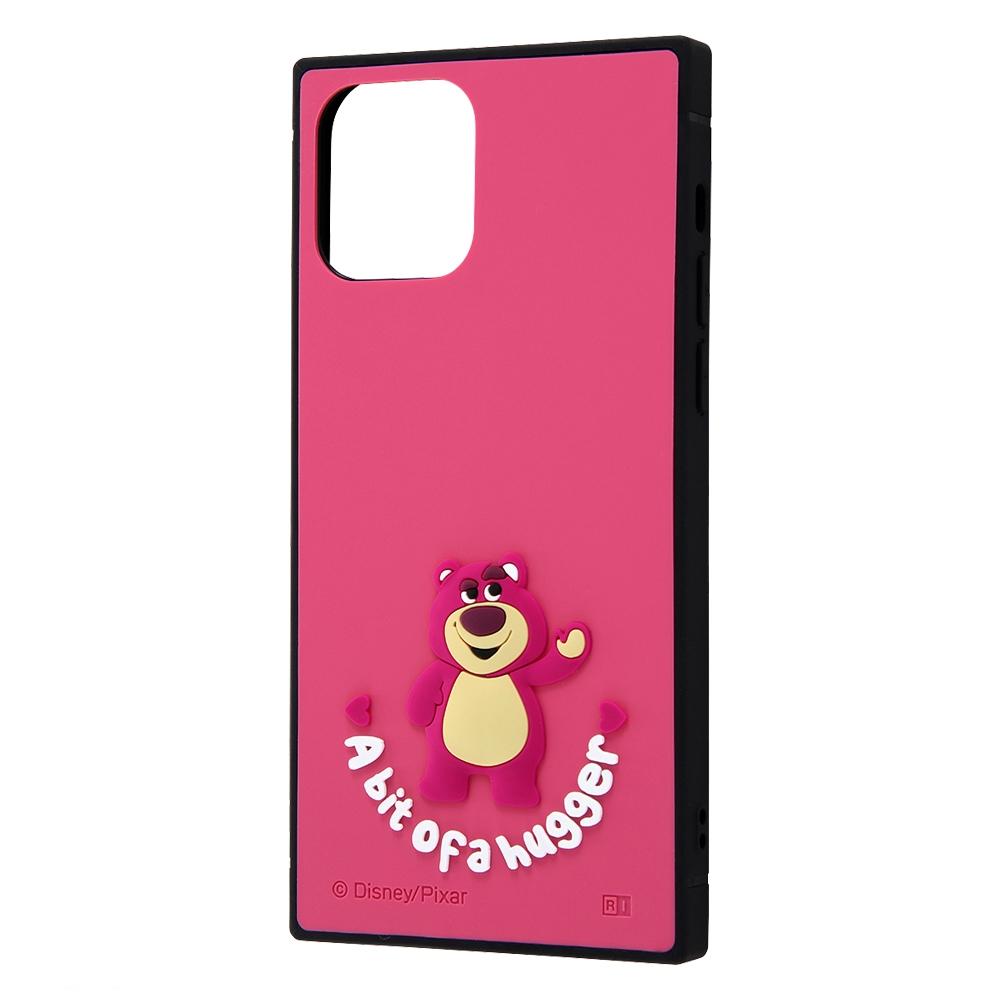 iPhone 12 / 12 Pro 『ディズニー・ピクサーキャラクター』/耐衝撃ハイブリッドケース シリコン KAKU/ 『トイ・ストーリー/ロッツォ』