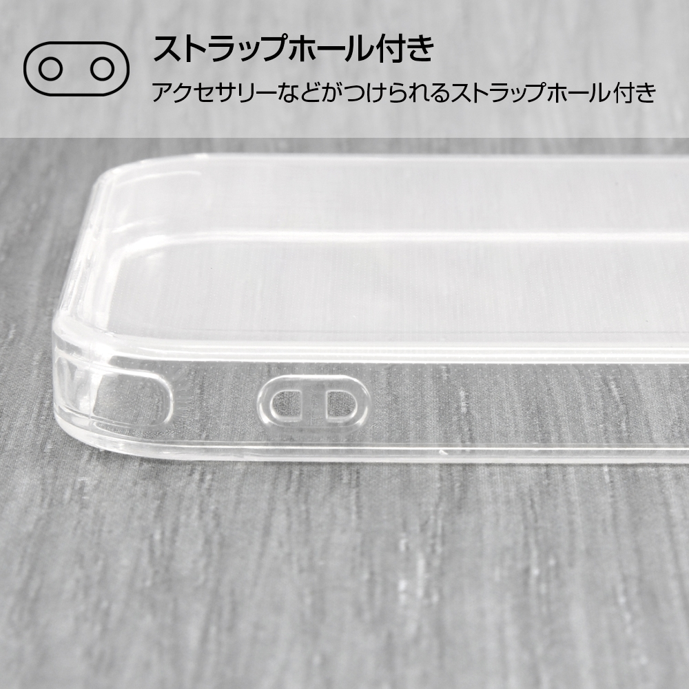 iPhone 12 / 12 Pro 『ディズニーキャラクター』/ハイブリッドケース Clear Pop/『ミッキーマウス』