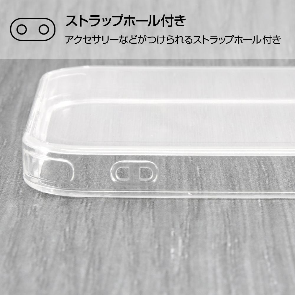 iPhone 12 / 12 Pro 『ディズニー・ピクサーキャラクター』/ハイブリッドケース Clear Pop/『マイク』