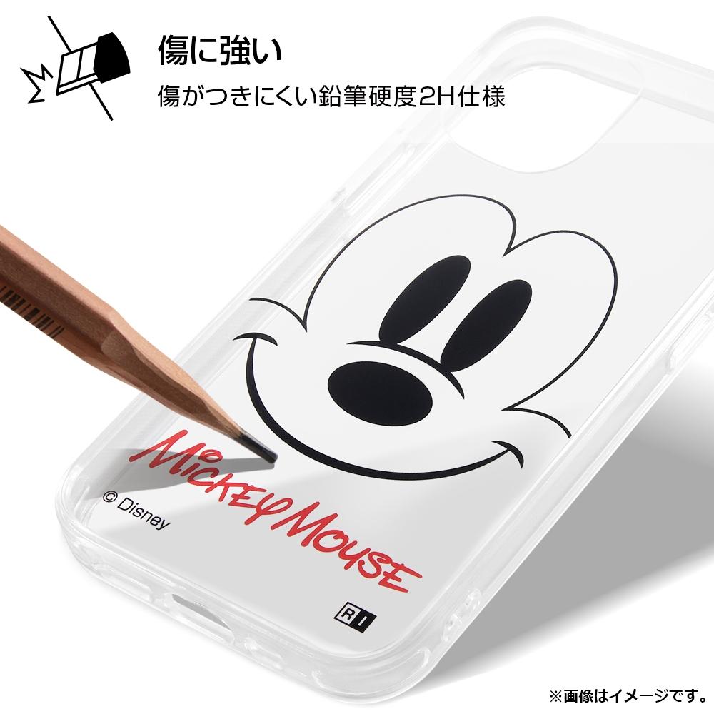iPhone 12 mini 『ディズニーキャラクター』/ハイブリッドケース Clear Pop/『スティッチ』