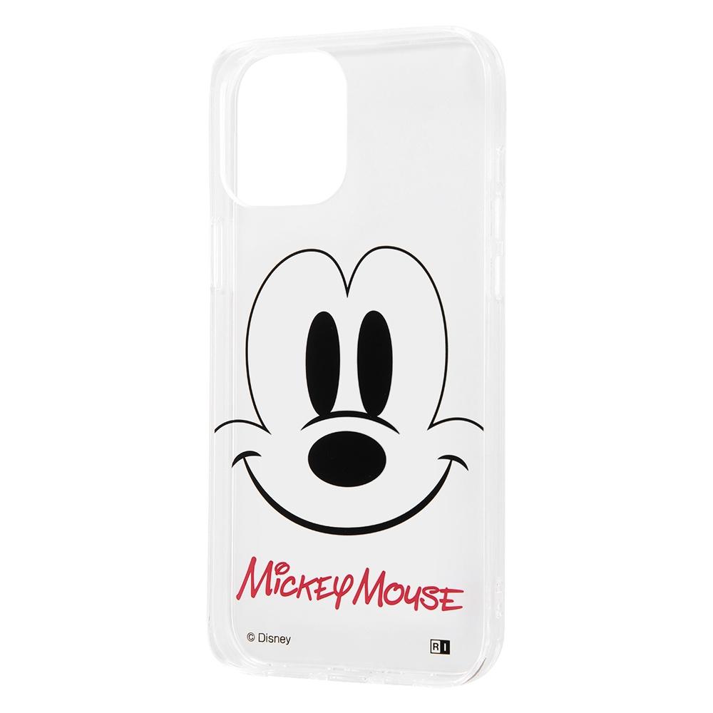iPhone 12 Pro Max 『ディズニーキャラクター』/ハイブリッドケース Clear Pop/『ミッキーマウス』