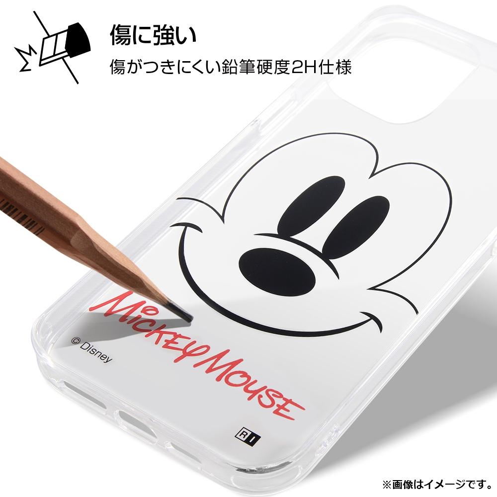 iPhone 12 Pro Max 『ディズニーキャラクター』/ハイブリッドケース Clear Pop/『スティッチ』