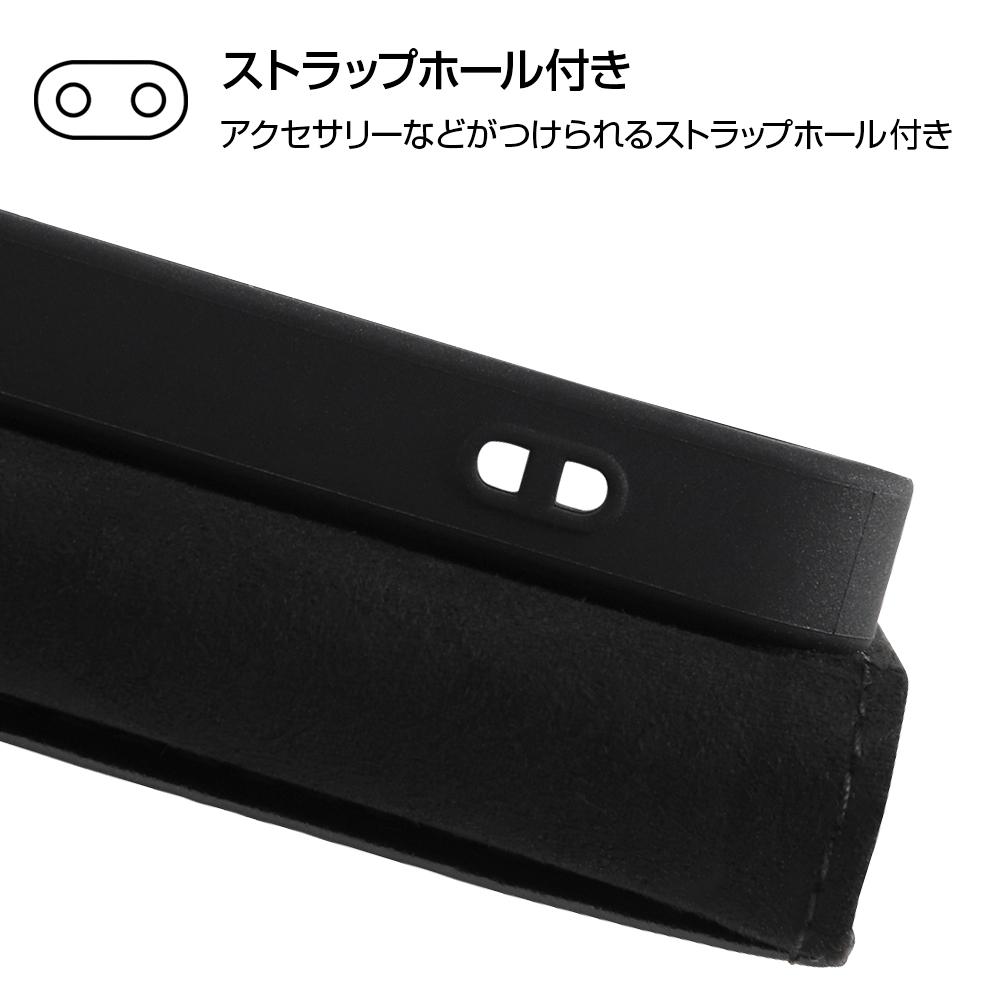 iPhone 12 mini 『ディズニーキャラクター』/耐衝撃 手帳型アートケース マグネット/『ミッキーマウス_025』
