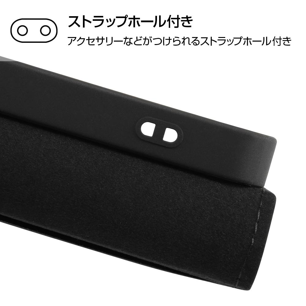 iPhone 12 / 12 Pro 『ディズニーキャラクター』/耐衝撃 手帳型アートケース マグネット/『くまのプーさん_018』