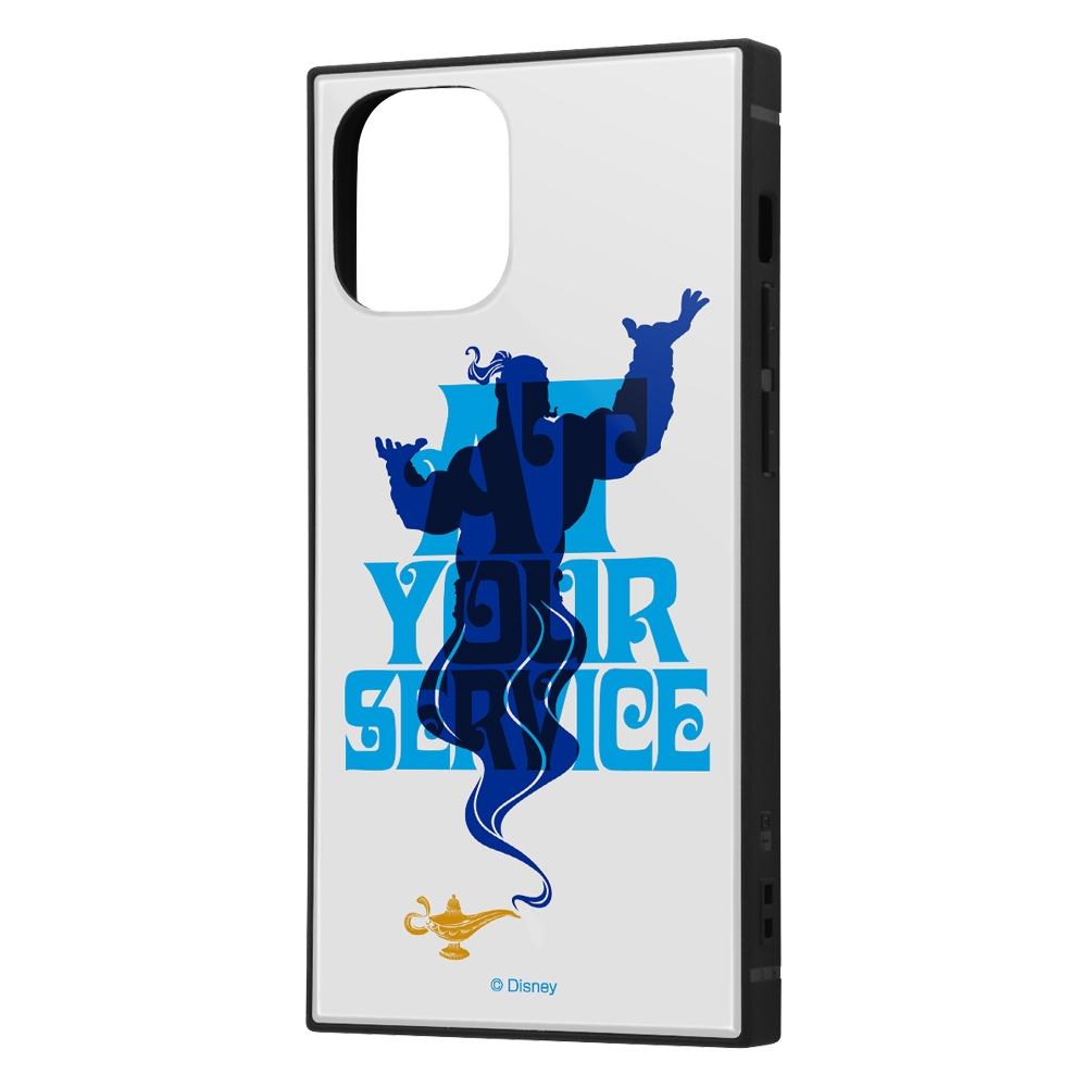 iPhone 12 mini /『アラジン』/耐衝撃ハイブリッドケース KAKU/『アラジン/世界最強の魔人』【受注生産】
